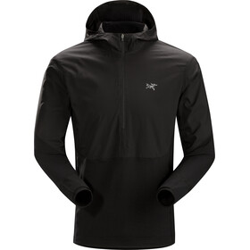 Arc'teryx Aptin Zip Hoody Men Black